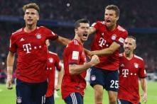 Bayern Ease Past Stuttgart, Wolfsburg Enjoy Dream Bundesliga Start