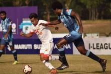 I-League: Lajong Stun Defending Champions Minerva