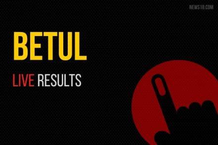Betul Election Results 2019 Live Updates:  Durga Das (D.D.) Uikey of BJP wins