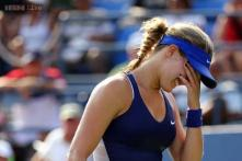 Injury forces Eugenie Bouchard to withdraw from IPTL