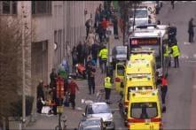 Major anti-terror raid under way in Brussels, explosion heard, 1 neutralised