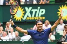 Roger Federer Advances to Semifinals at Gerry Weber Open