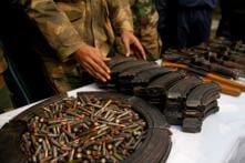 Huge ammunition seized in Manipur