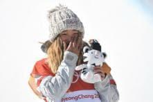 American Teen Chloe Kim Melts Hearts With Tearful Snowboarding Gold