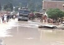 Heavy floods hit Gujarat and Maharashtra