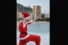 Secret Santa spreads Christmas cheer