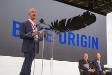 Amazon CEO Jeff Bezos' Blue Origin Signs Eutelsat as First Customer