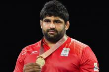 Sumit Malik Reaches Semi-final on Opening Day of World Wrestling Championships