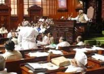 Karnataka Opposition corners CM
