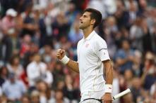Novak Djokovic advances over showman Radek Stepanek
