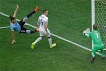 In pics: Uruguay vs England, Group D