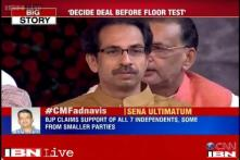 Shiv Sena builds pressure on BJP, asks it to decide on power sharing before trust vote, say sources