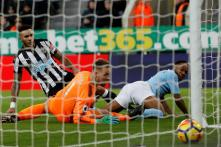 Wasteful Manchester City Edge Past Newcastle United for 18th Straight Win