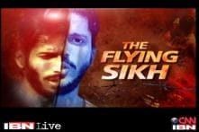 The flying Sikh