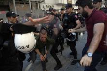 Activists Kept From Gathering en Masse for Istanbul Pride