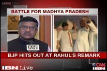 Rahul's ISI remark very irresponsible, says BJP