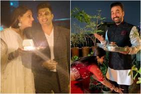 Shilpa Shetty to Aishwarya Rai, Here's How Bollywood Celebrated Karwa Chauth 2019