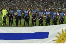 Wrong Anthem Played for Uruguay Before Copa America Tie
