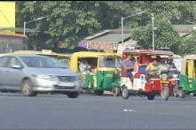 Delhi Chokes In Diwali Aftermath