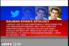 Salman Khan faces flak over tweets in support of Yakub Memon