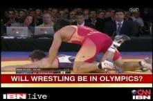 IOC to decide wrestling's future in 2020 Olympics