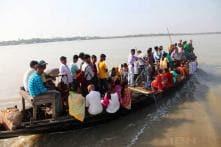 CNN-IBN's 'Saving the Ganga' team at Sunderbans