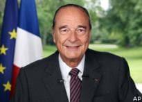 Chirac bids France farewell