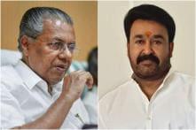 Kerala CM Pinarayi Vijayan Unhappy with Mohanlal Fans Constantly Cheering at an Event