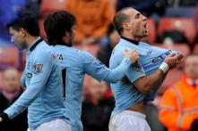 Pablo Zabaleta to stay at Manchester City until 2017