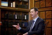 Fighting terrorism leads to political solution: Bashar Assad
