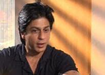 Shah Rukh rapped by his acting guru