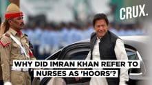 Under the Influence of Pain Killer, Imran Khan Referred to Nurses as 'Hoor'