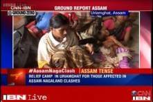 Assam-Nagaland border conflict: Chettiya residents flee home, await rehabilitation