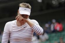 Maria Sharapova loses to Lucie Safarova in fourth round of French Open