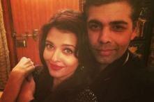 It's been absolutely wonderful to work with Aishwarya Rai, says Karan Johar