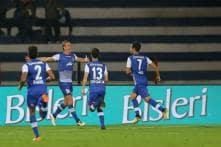 ISL 2017 Bengaluru FC vs Delhi Dynamos, Highlights: As It Happened