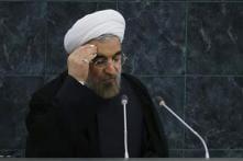 Iran's Rouhani calls Holocaust 'reprehensible' crime against Jews