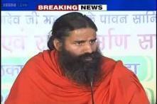Ramdev defies EC ban, blasts Congress in press conference in Himachal