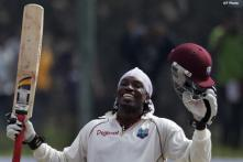 Gayle dominates in Galle record avalanche