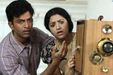 Malayalam film raises political row over Karunakaran