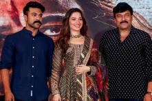 Chiranjeevi, Tamannaah Launch 'Sye Raa Narasimha' Teaser - See Photos