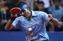Table Tennis: Anthony Amalraj loses at Korea Open Table Tennis