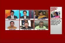 Sushma Swaraj To Pakistan: Stop Dreaming About Kashmir