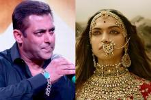 Salman Khan on Padmavati Row: Let CBFC Decide the Fate of the Film