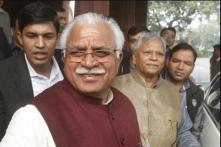 Haryana Assembly Polls: CM Khattar File Papers from Karnal, Declares Assets Worth Rs 1.27 Crore
