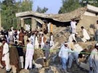 Suicide bomber kills 4 near Peshawar air base