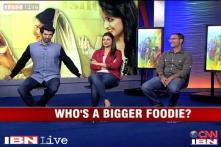 e Lounge: Aditya, Parineeti answer viewers questions on 'Daawat-e-Ishq'