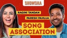 Song Association with Ragini Tandan & Pahesh Pahuja