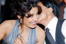 I'm happy Priyanka is around: Shah Rukh Khan