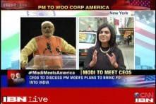 PM Narendra Modi to meet CEOs of GE, Lockheed Martin, Goldman Sachs, KKR, IBM, PepsiCo today